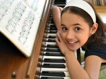 Обучение игре на фортепиано,блокфлейте